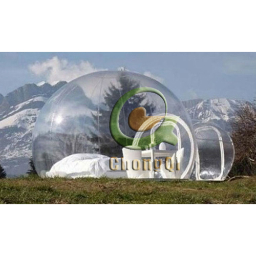inflatable clear tent