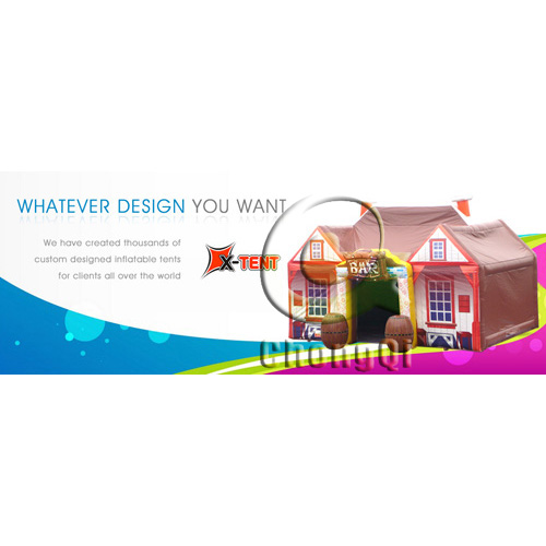 inflatable party tents