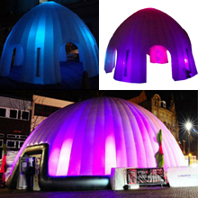 lighting-tents