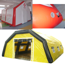 Inflatable medical tents  sc 1 st  Inflatable tents & Inflatable medical tents move tents east carry