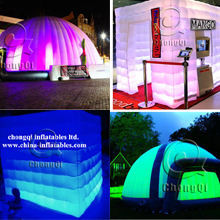 lighting tents